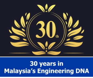 2014 - Thirty years in Malaysias Engineering DNA